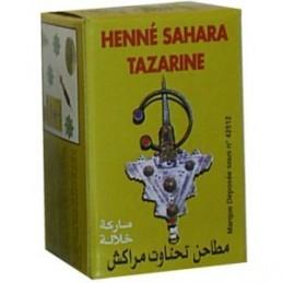 Hené Sahara Tazarine