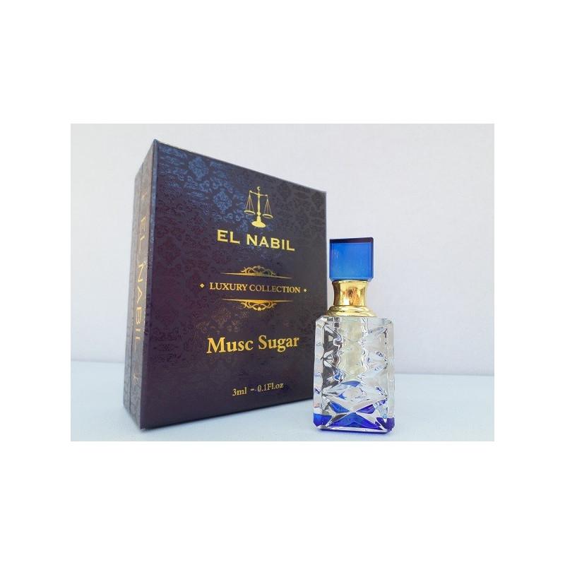 Luxury Collection Musc Sugar - El Nabil