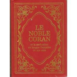 Le Noble Coran et la Traduction en Langues Française de ses Sens ( Arabe/Français )