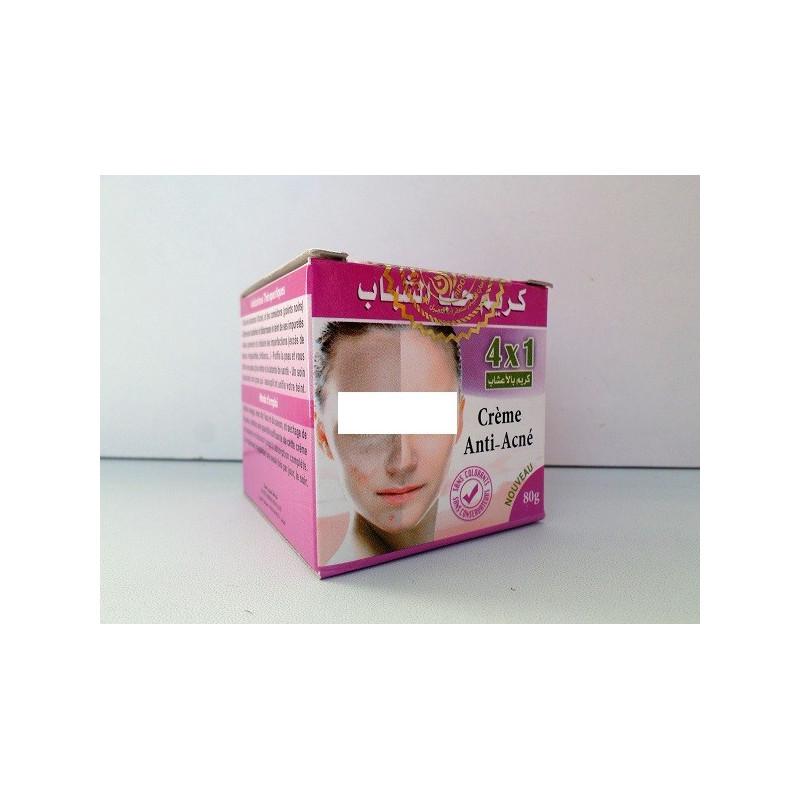 Crème Anti-acné