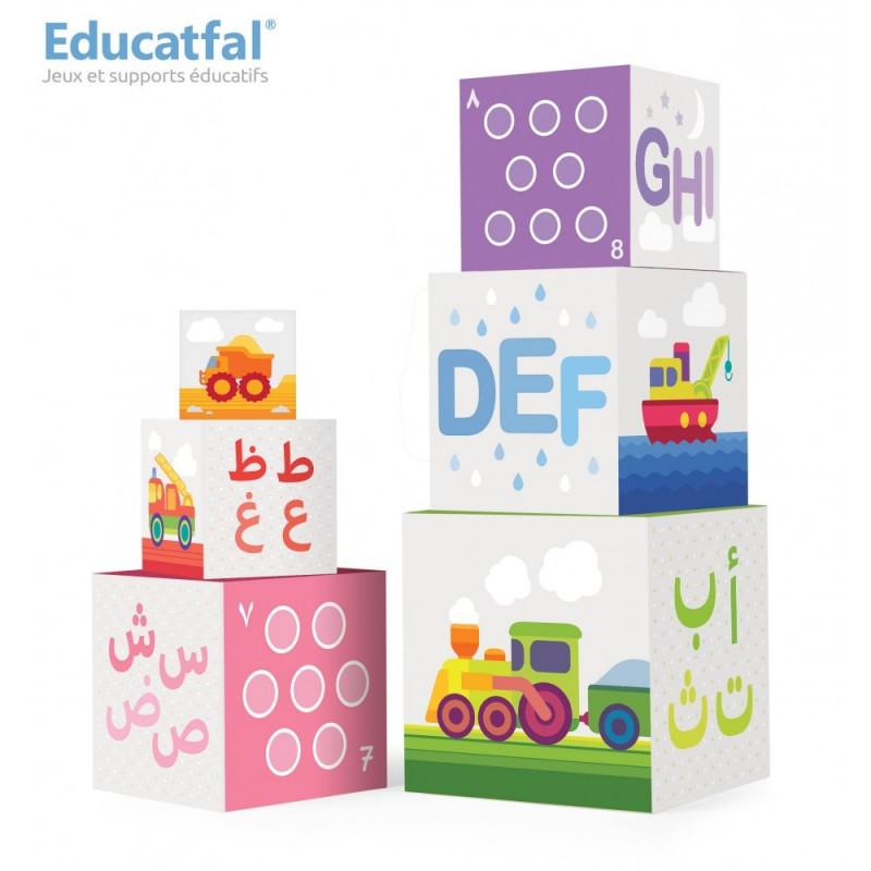 Ludo'Cubes Educatfal
