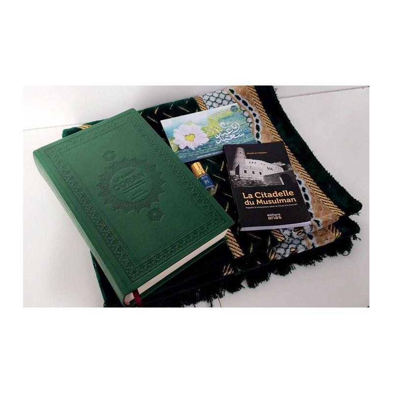 Coffret Cadeau Musulman Ihsan Vert