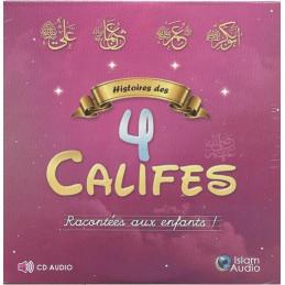 Histoires des 4 Califes racontées aux Enfants