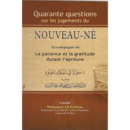 Quarante Questions sur les Jugements du Nouveau-né - Cheikh Ferkous