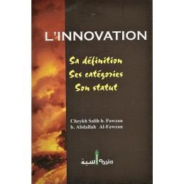 L'innovation -Sa Définition, Ses Catégories, Son Statut