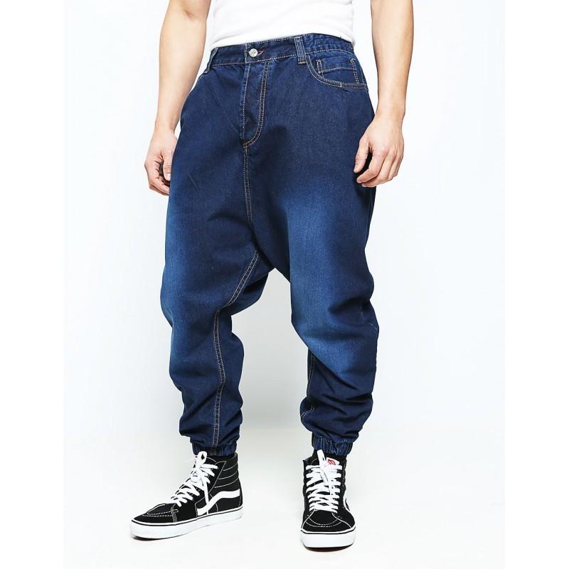 Sarouel Jeans Dianoux Dc Jeans Coupe Droite