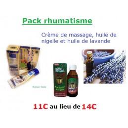 Pack rhumatisme