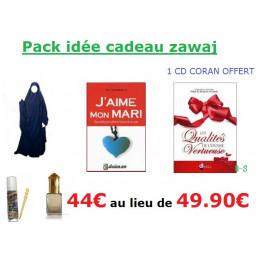 Pack idée cadeau zawaj