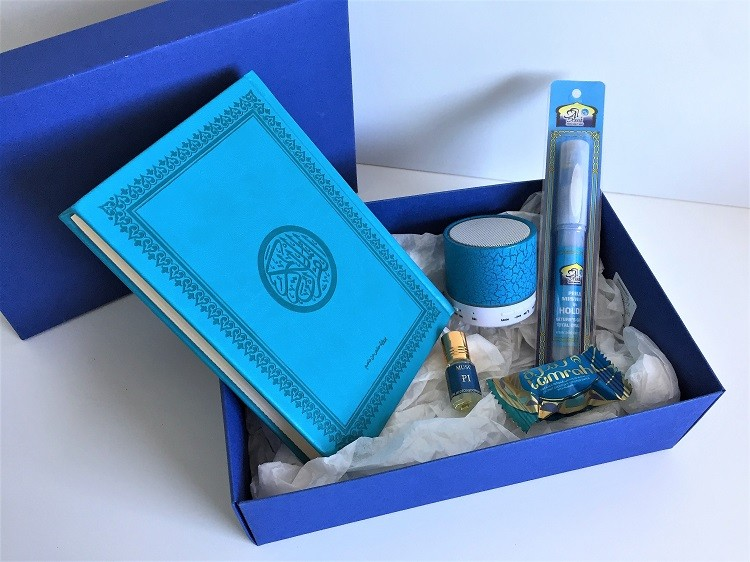 Sehr Coffret Cadeau Homme Musulman Noori ( Une Tamrah OFFERTE  JG18