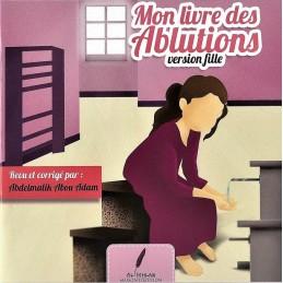 Mon Livre des Ablutions ( Version Fille )