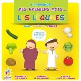 J'apprend mes Premiers Mots - Les Légumes