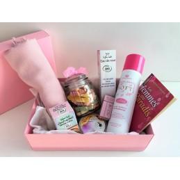 Coffret Cadeau Femme Rosa
