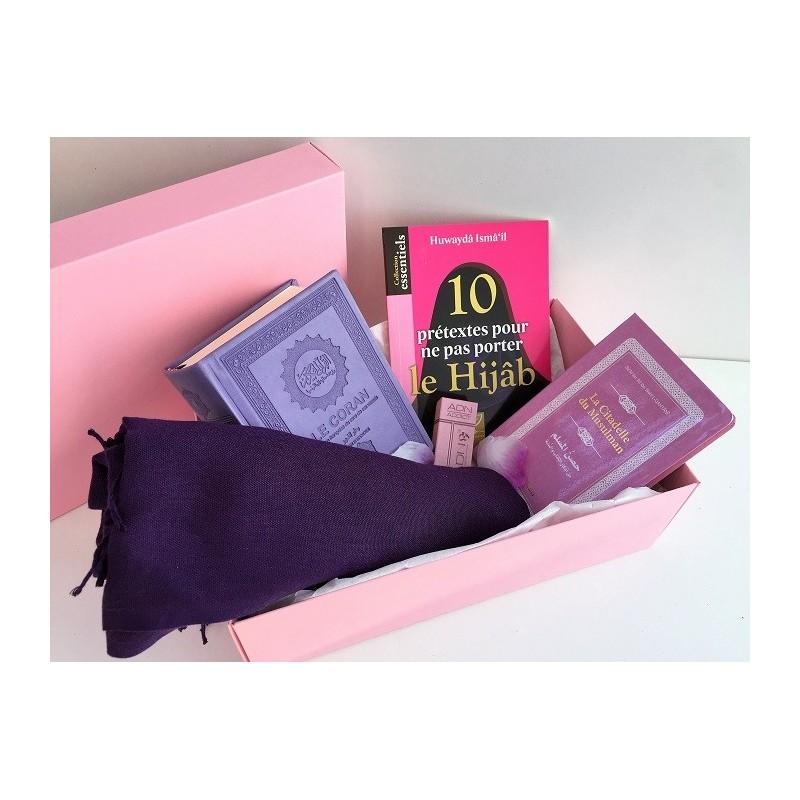 Coffret Cadeau Hijab Chems
