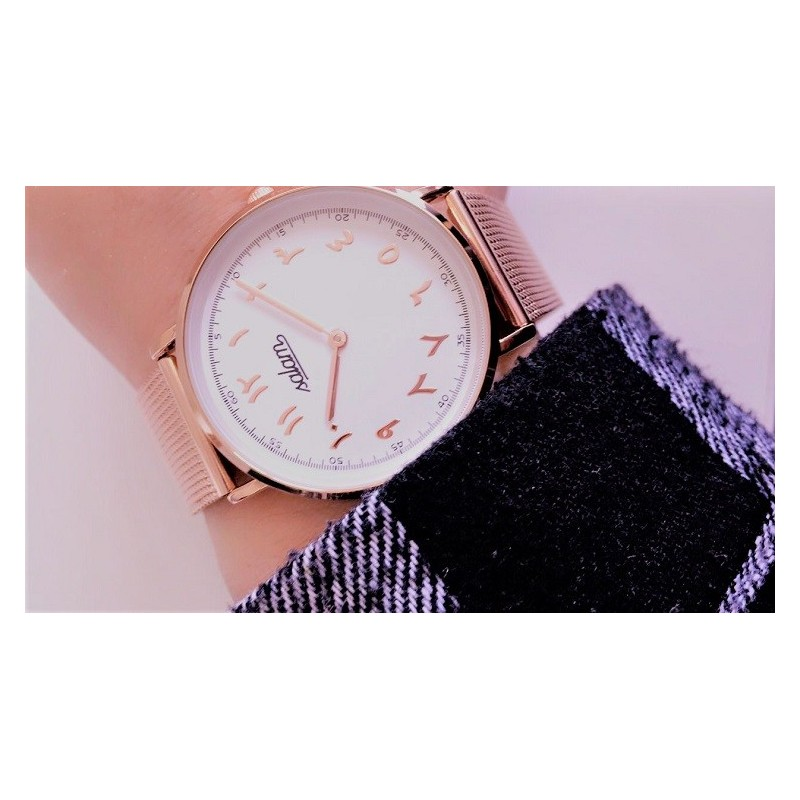 Montre Salam Collection Luxury - Rose Gold