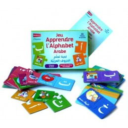 Jeux Apprendre l'Alphabet Arabe 30 pièces de puzzle