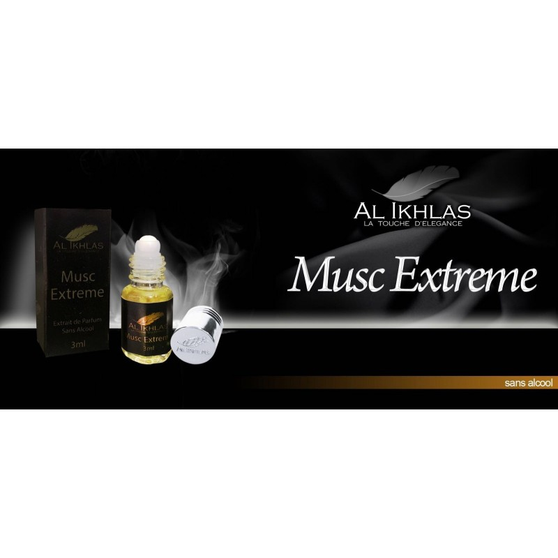 Musc Extreme - Al Ikhlas