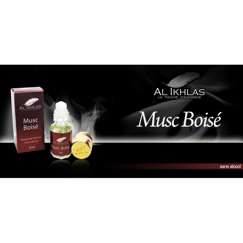 Musc Boisé - Al Ikhlas