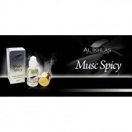 Musc Spicy - Al Ikhlas