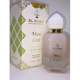 Eau de Parfum Coco - El Nabil 50 ml