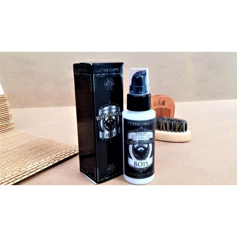 shampoing pour barbe the one senteur bois d 39 argent. Black Bedroom Furniture Sets. Home Design Ideas
