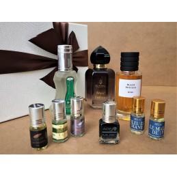 Coffret Cadeau Découverte Parfum pour Lui