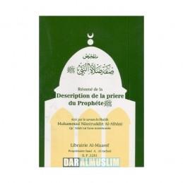 Résumé de la description de la prière du Prophète