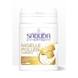 Gélule de Nigelle & Pollen - Saouda
