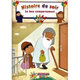 "Histoire du Soir ""Le Bon Comportement"" - Athariya Kids"
