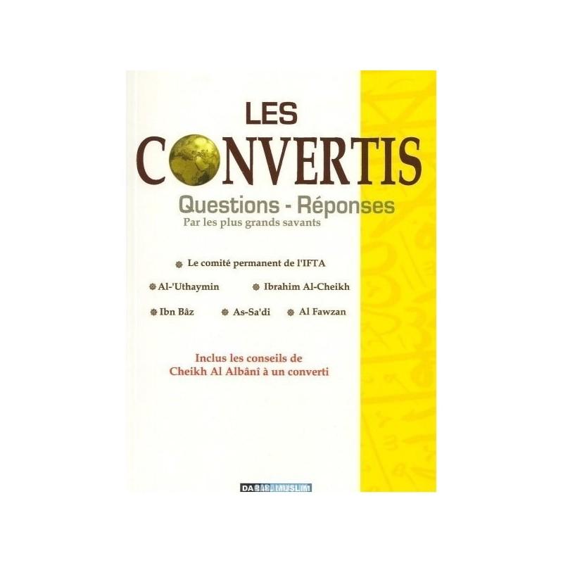 Les convertis, Questions - Réponses