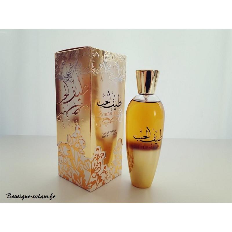 Parfum Teef Al Hub - Ard Al Zaafaran 100ml