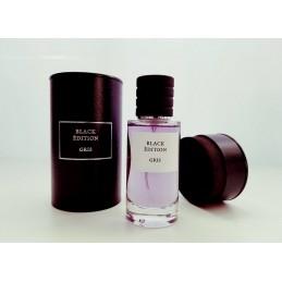 Parfum Black Edition Senteur Gris Montaigne - 50ml