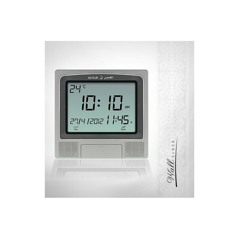 Horloge Numérique Adhan - Al Harameen