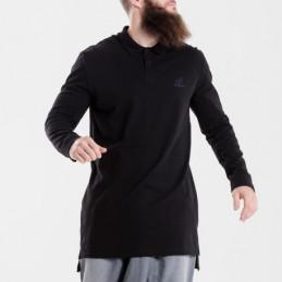 Polo Homme Oversize Dc jeans - Noir