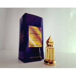 Musc Royal Gold Coffret Prestige Luxury Collection El Nabil - 12ml