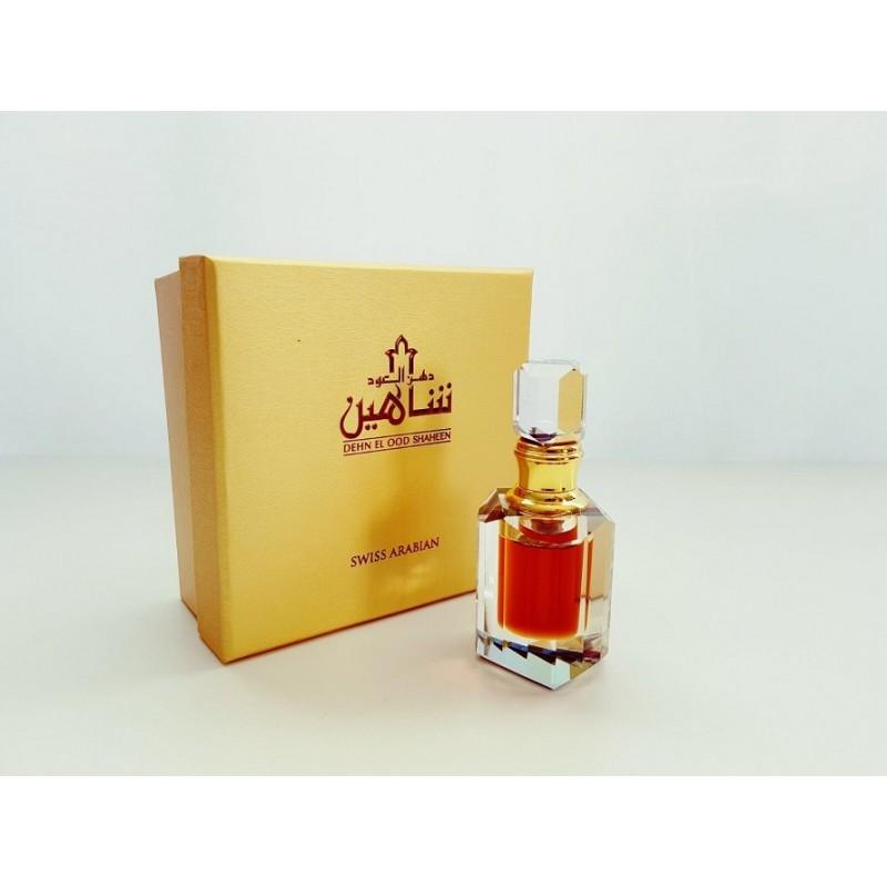 Concentré de Parfum Luxe Dehn Al Oud Shaheen - Swiss Arabian