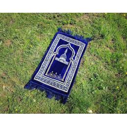 Tapis de Prière Enfant Masjid - Rose