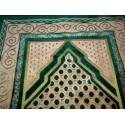 Tapis de prière Vert