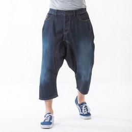 Saroual DC Jeans BLUE used PANTACOURT evo