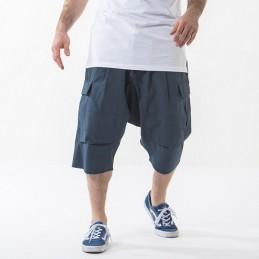 Saroual Dc Jeans Battle BLEU INDIGO SHORT evo