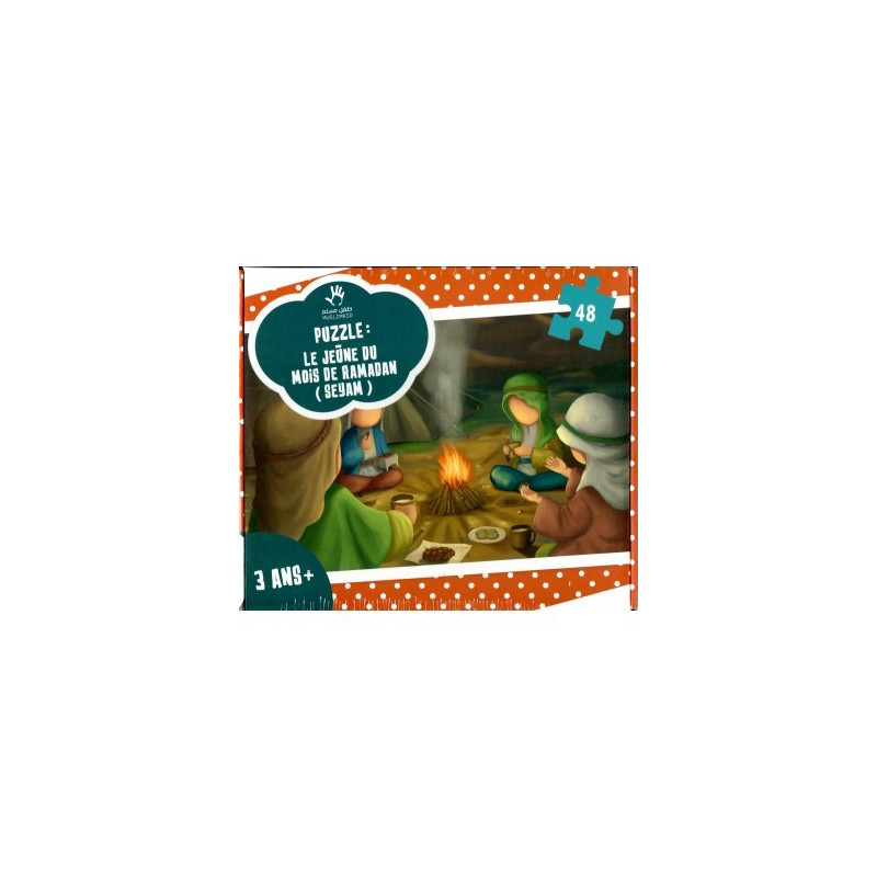 Puzzle Le Jeune ( As Siyam ) - Muslim Kids