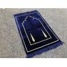 Tapis de Prière Salam Velours - Bleu