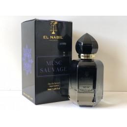 Eau de Parfum Musc Sauvage - El Nabil 50ml