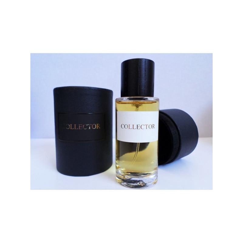 Lot de 3 Parfum Générique Collector senteur Bois d'Argent - 50ml