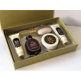 Coffret Parfum Homme Sheikh Al Oud - Ard Al Zaafaran