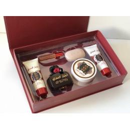 Coffret Parfum Femme Akhbar Al Ushaq - Ard Al Zaafaran