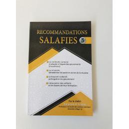 Recommandations Salafies 3