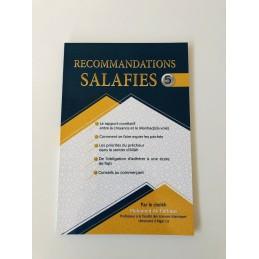 Recommandations Salafies 5