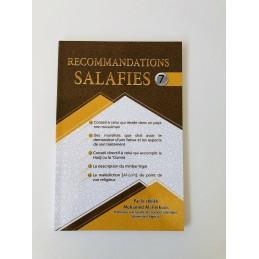 Recommandations Salafies 7