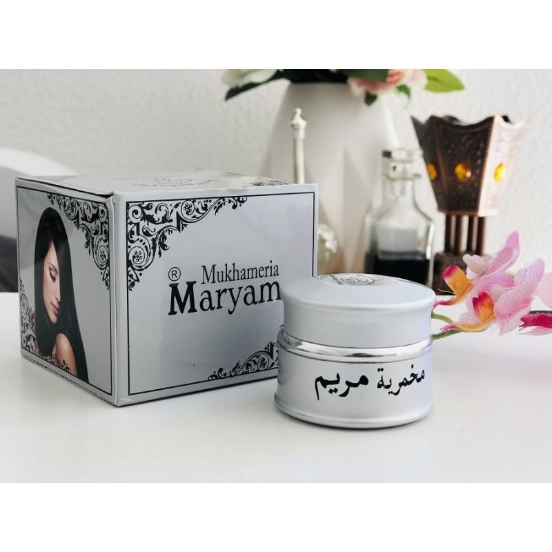 Mukhamaria Maryam - Huile Parfumée Corps & Cheveux
