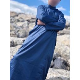 Qamis Enfant Rawdat Safa Dubai - Bleu